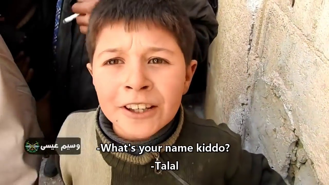 Civilians' evacuated from the East Ghouta: emotional footage