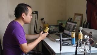 Hỏi vợ ngoại thành (cover) Hát karaoke BM-800