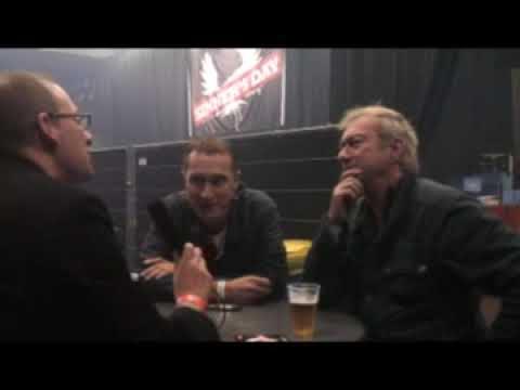 Gang of Four interview zwartejas.nl Sinner's Day part 1