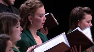 UNT A Cappella Choir: Sandström's Agnus Dei