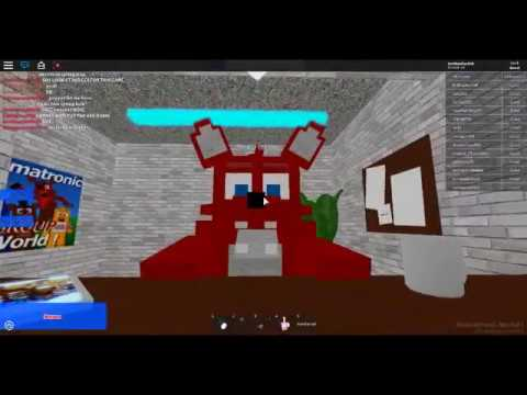 Roblox Animatronic World Secret Room For Admins And Mods Only Not