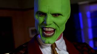 25 years and nobody noticed this MOVIE THE MASK / Jim Carrey and Cameron Diaz