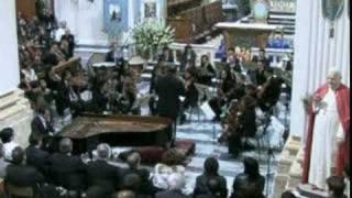 Mozart Piano Concerto K. 467 - III. Allegro vivace assai