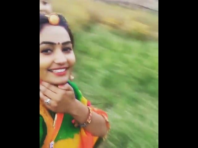 Twinkal vaishnav and sonal raika sutting time live