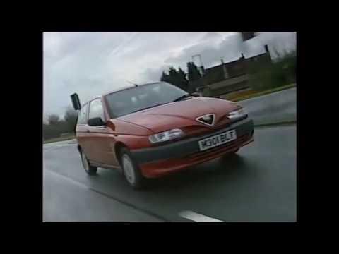 Old Top Gear 1995 - Alfa Romeo 145