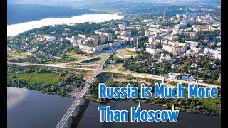Introducing The Centre of Russian Auto Industry - City of Kaluga
