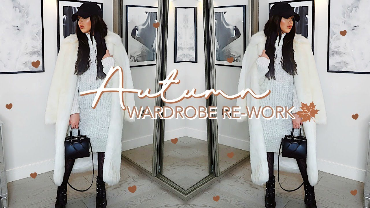 [VIDEO] - AUTUMN OUTFITS YOU ALREADY OWN! || Wardrobe re-work | Autumn outfit ideas 9