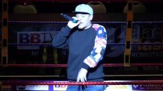 Tyler Daley - Black Flash Promotions #BBTVLIVE