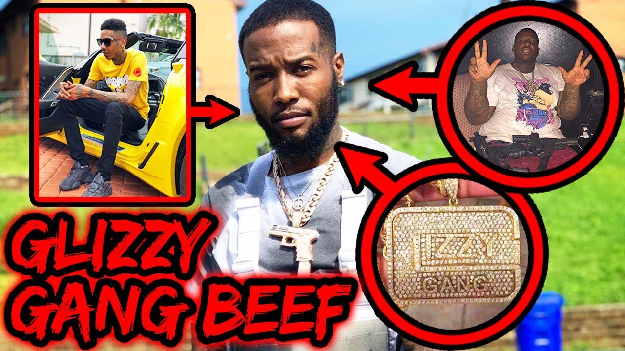 Glizzy Gang Beef: Shy Glizzy vs Ant Glizzy