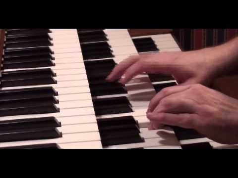 Pachelbel Toccata in G minor (