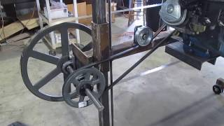 Homemade Sawmill 2nd Video