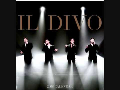 Il Divo ~ Time to Say Goodbye (Full Song, Good Recording)