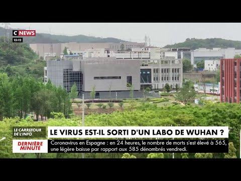 Washington enquête sur une éventuelle origine du coronavirus dans un laboratoire