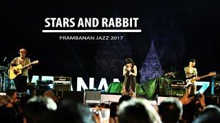 Video Stars and Rabbit Live at Prambanan Jazz 2017 download MP3, 3GP, MP4, WEBM, AVI, FLV Agustus 2018