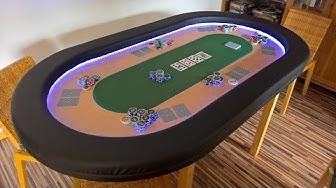 Ernys Pokertisch Bauanleitung Folge 9