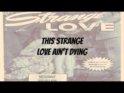 The Dirty Clergy | Strange Love (Lyric Video)