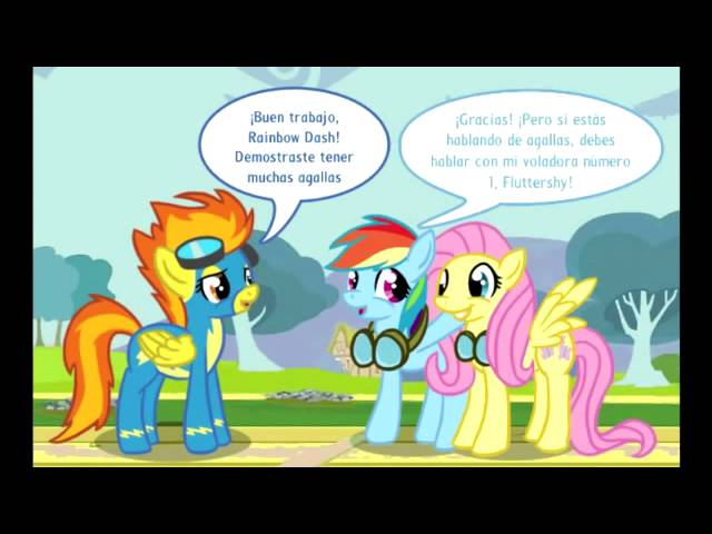 My little Pony - Comics en Español 6/7 Videos De Viajes