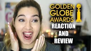 2017 GOLDEN GLOBES REACTION AND REVIEW