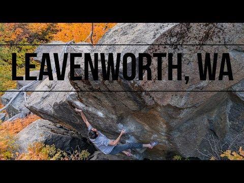 Leavenworth, WA Bouldering Trip