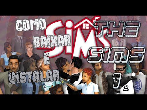 The Sims: Com Baixar E Instalar The Sims 1 (COLEÇÃO COMPLETA)