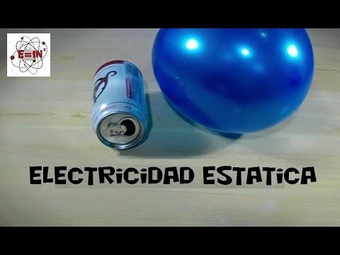 Experimentos de electricidad estatica experimentos for Como evitar la electricidad estatica