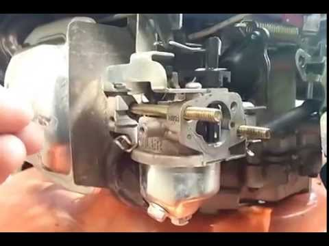 Lawn mower won't start fix Husqvarna 6021P Kohler Courage XT6  YouTube