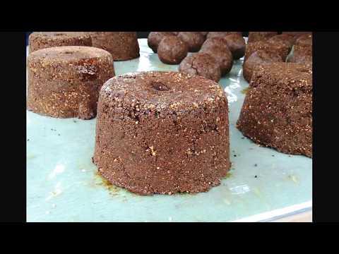 Making Urea Molasses Multinutrient Block (UMMB)
