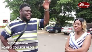 Latest comedy: Oteele snatch Komfo College girIfriend 😂😂😂😂