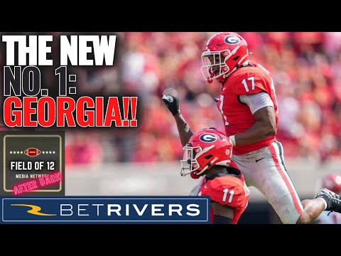 GEORGIA is your new NATIONAL TITLE FAVORITE! Why the Bulldogs are the best team in college football!