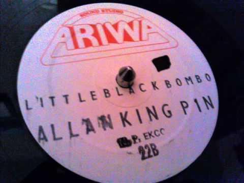 ALAN KINGPIN - LITTLE BLACK BOMBO