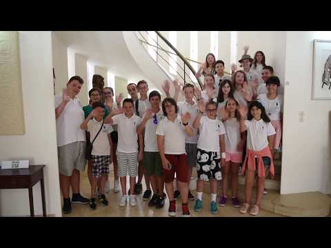 A visit to the Weizmann Institute of Science