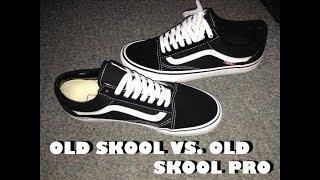 vans ward suede vs old skool