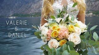 Valerie & Daniel :: The Bay of Kotor :: Wedding Videography