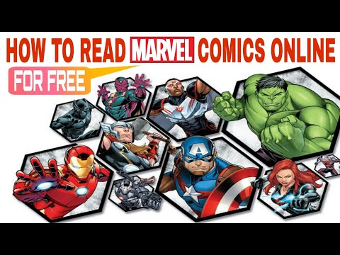 How To Read Marvel Comics Online For Free | Marvel Comics Online | Prashant Gaur | Gaur Brothers