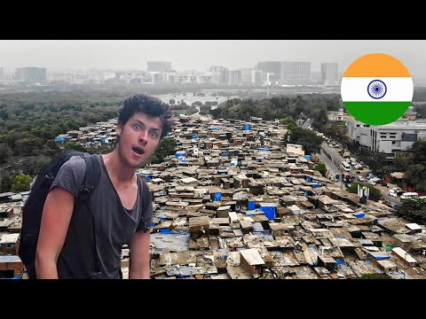 24 HOURS IN THE BIGGEST SLUM IN INDIA 🇮🇳