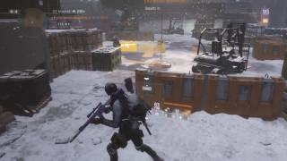 The Division: Solo DarkZone PVP Gameplay #8 [Patch 1.6]