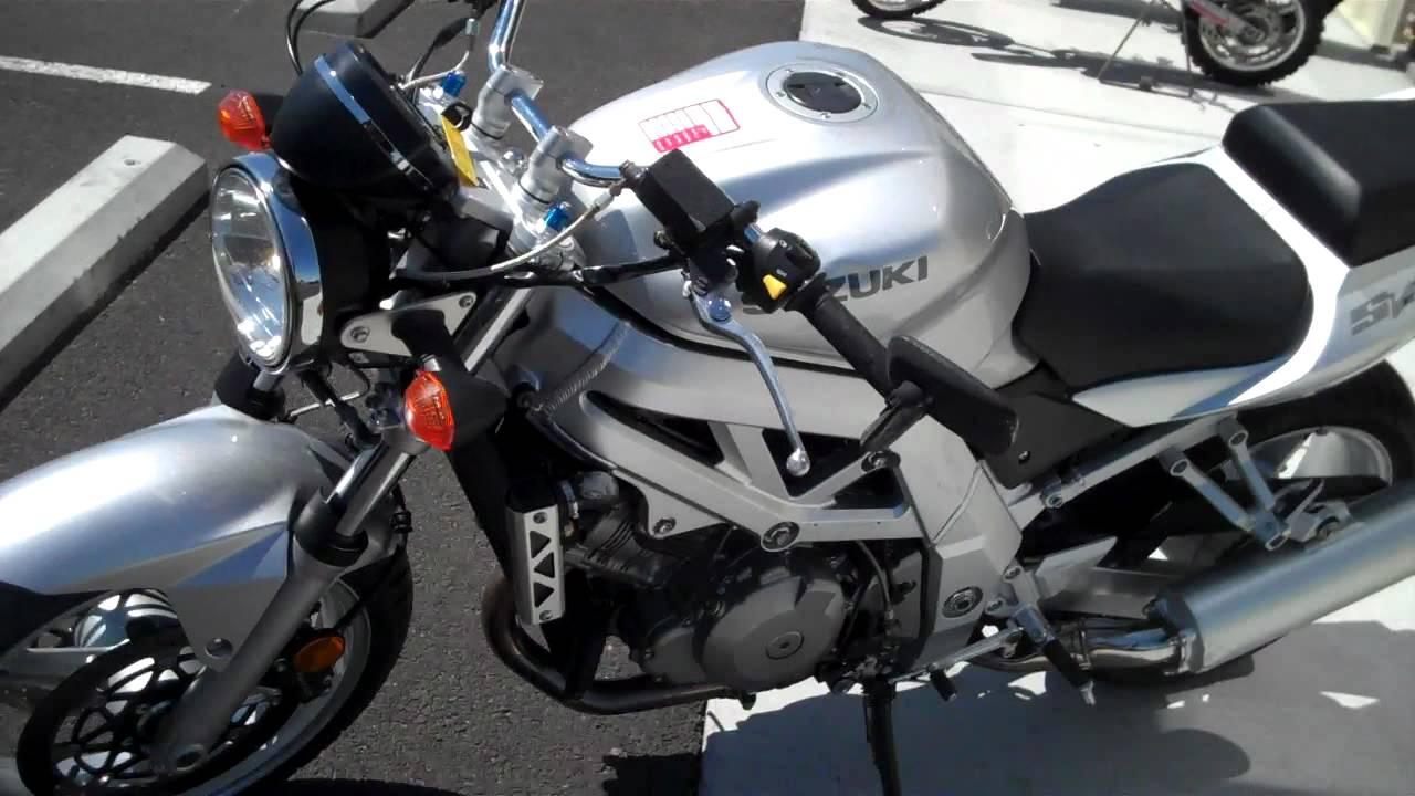 2003 Suzuki SV1000 - YouTube