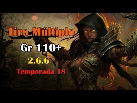 Dh Tiro Múltiplo GR 110 - Patch 2.6.6
