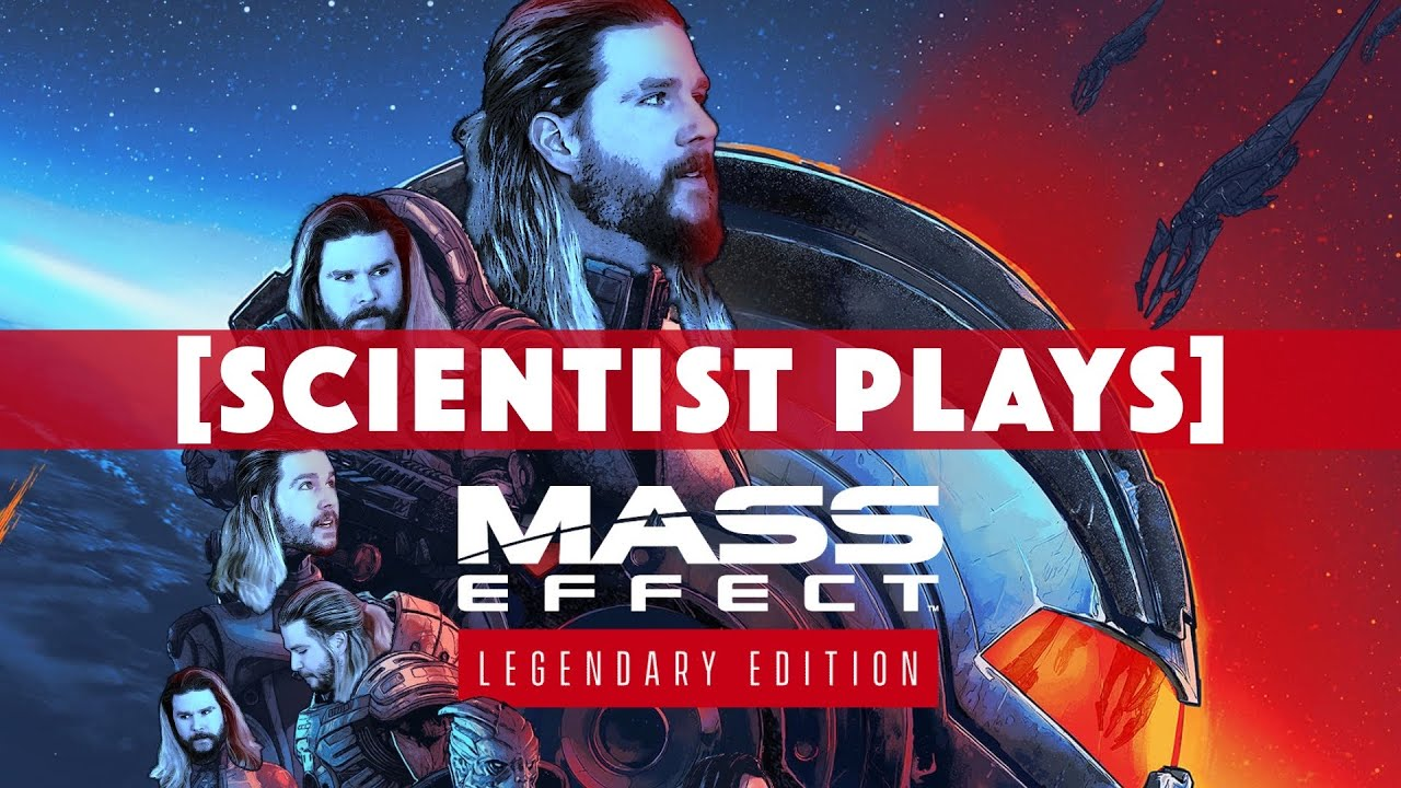 A Scientist Plays: MASS EFFECT