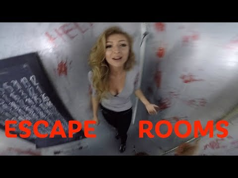 Best Escape Rooms in Dubai - Actual Footage inside Rooms!