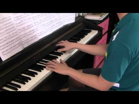 ONE REPUBLIC - COUNTING STARS ( BEST PIANO COVER!!)