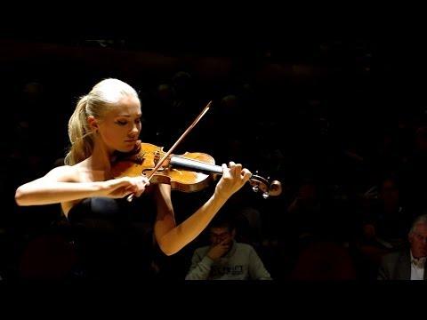 Anastasiya Petryshak - J.S. Bach - Ciaccona, Partita n.2 in Re minore