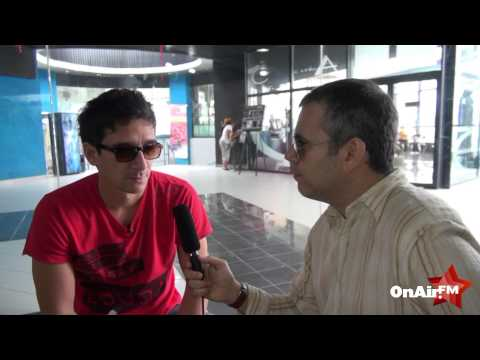 David Blanco - Interview with Oni Acosta Llerena