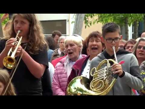 Flashmob Ode An Die Freude