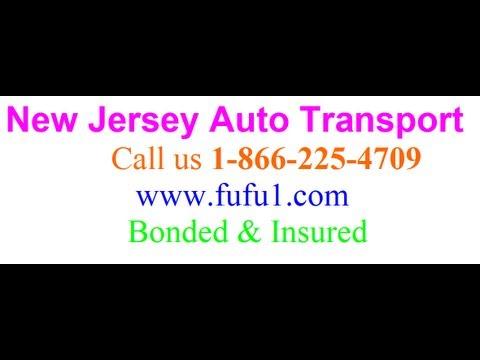 New Jersey Auto Transport  Call us 1-866-225-4709