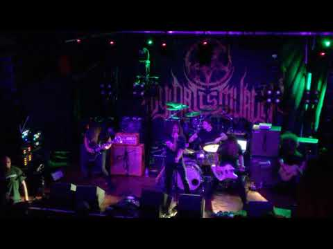 Ghost Bath - Golden Number (The Double Homicide Tour 2017, ATL) mp3
