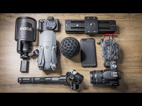 B-Roll Gear for When You Work Alone