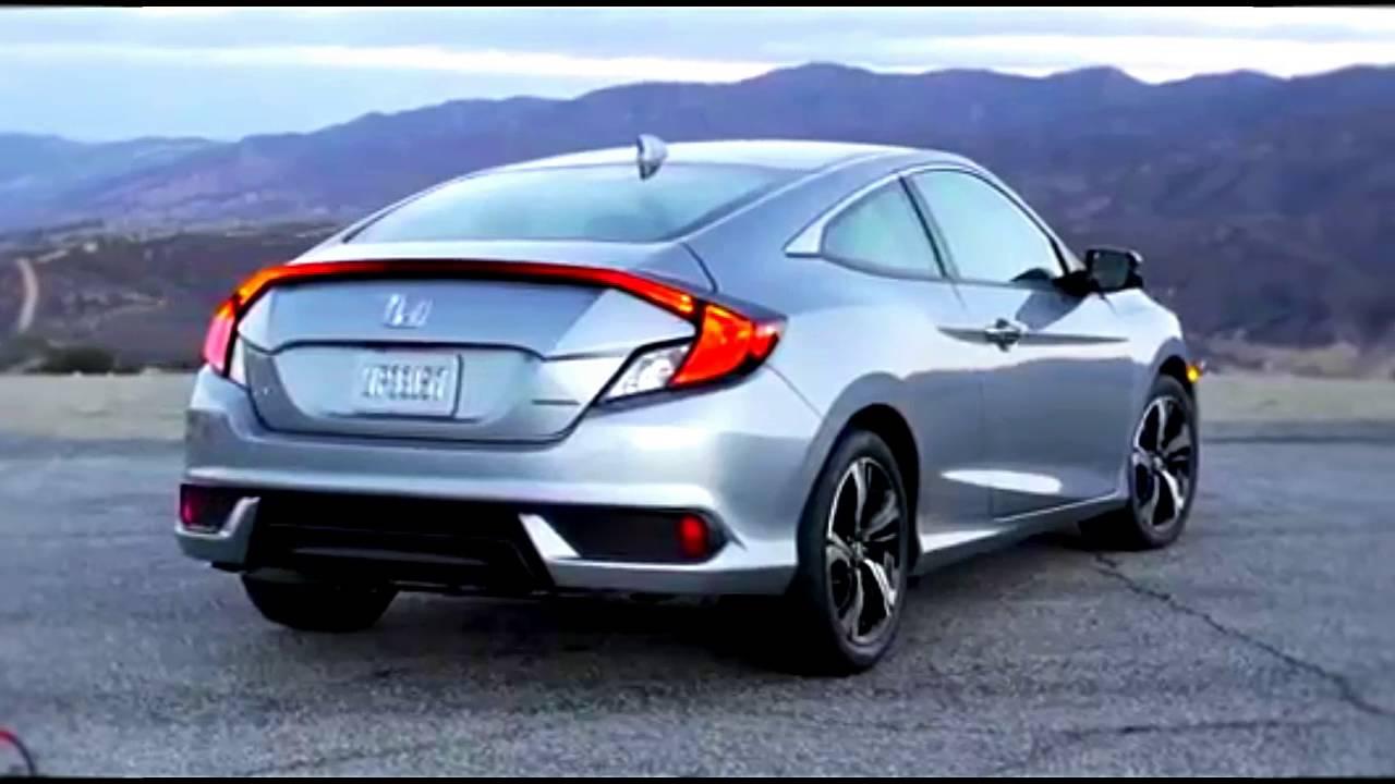 New Honda Civic 2017 Youtube 2017 2018 Best Cars Reviews