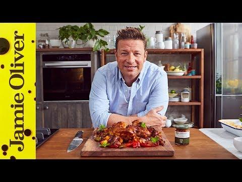 Harissa Chicken Tray-bake | Jamie Oliver | #QuickandEasyFood