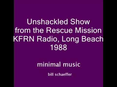 Unshackled Show from the Rescue Mission, 1988